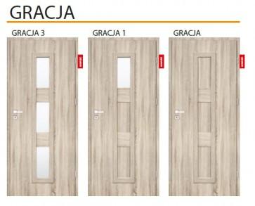 Drzwi wewnętrzne Standard GRACJA