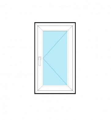 Alukonstrukt Rozwierne balkonowe R
