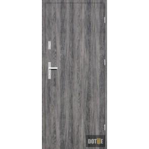 Drzwi wejściowe wewnątrzlokalowe REDAN okleina LUX