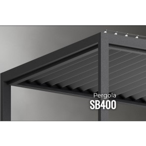 Pergola BIO-TECH SB400