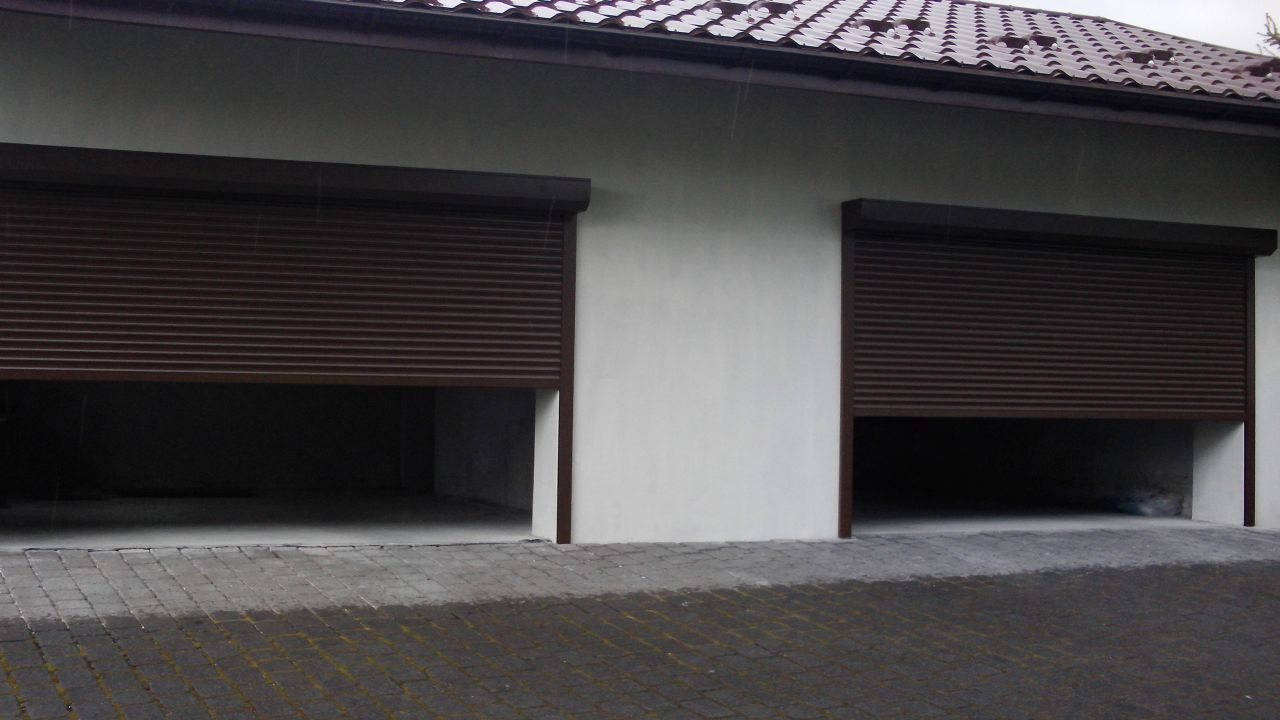 Brama Rolowana PA55