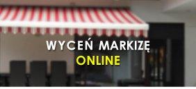Wyceń markizę online